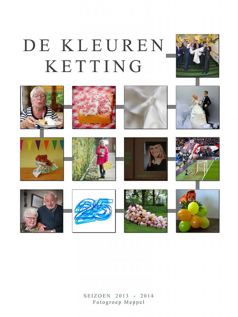De Kleurenketting 2013 - 2014