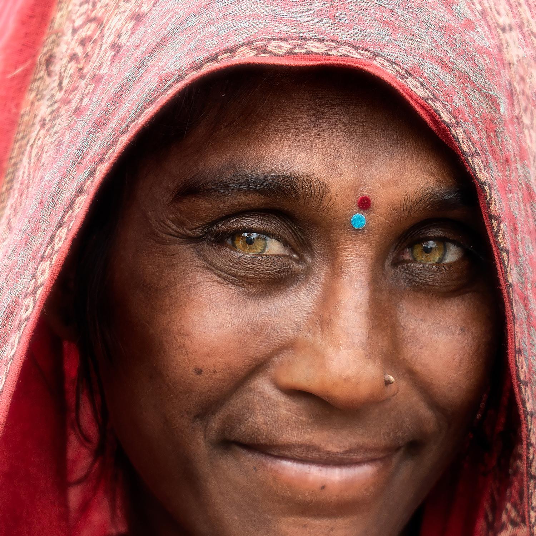 portret nomade