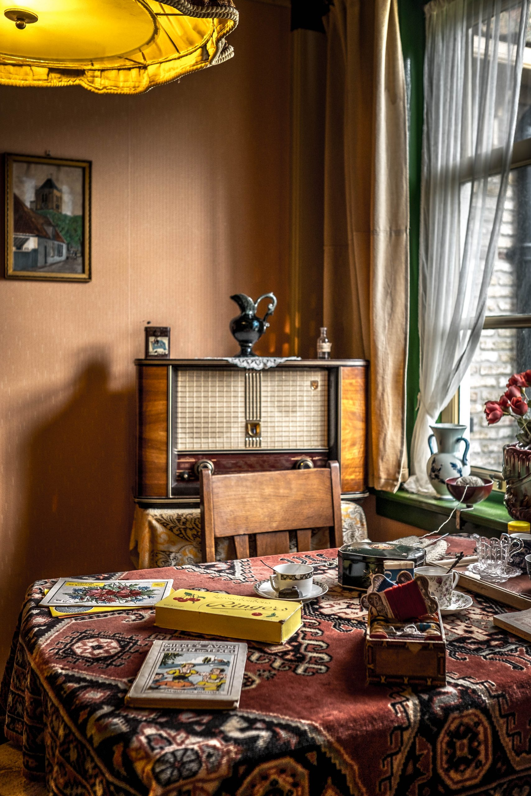 Vintage dutch interior #2
