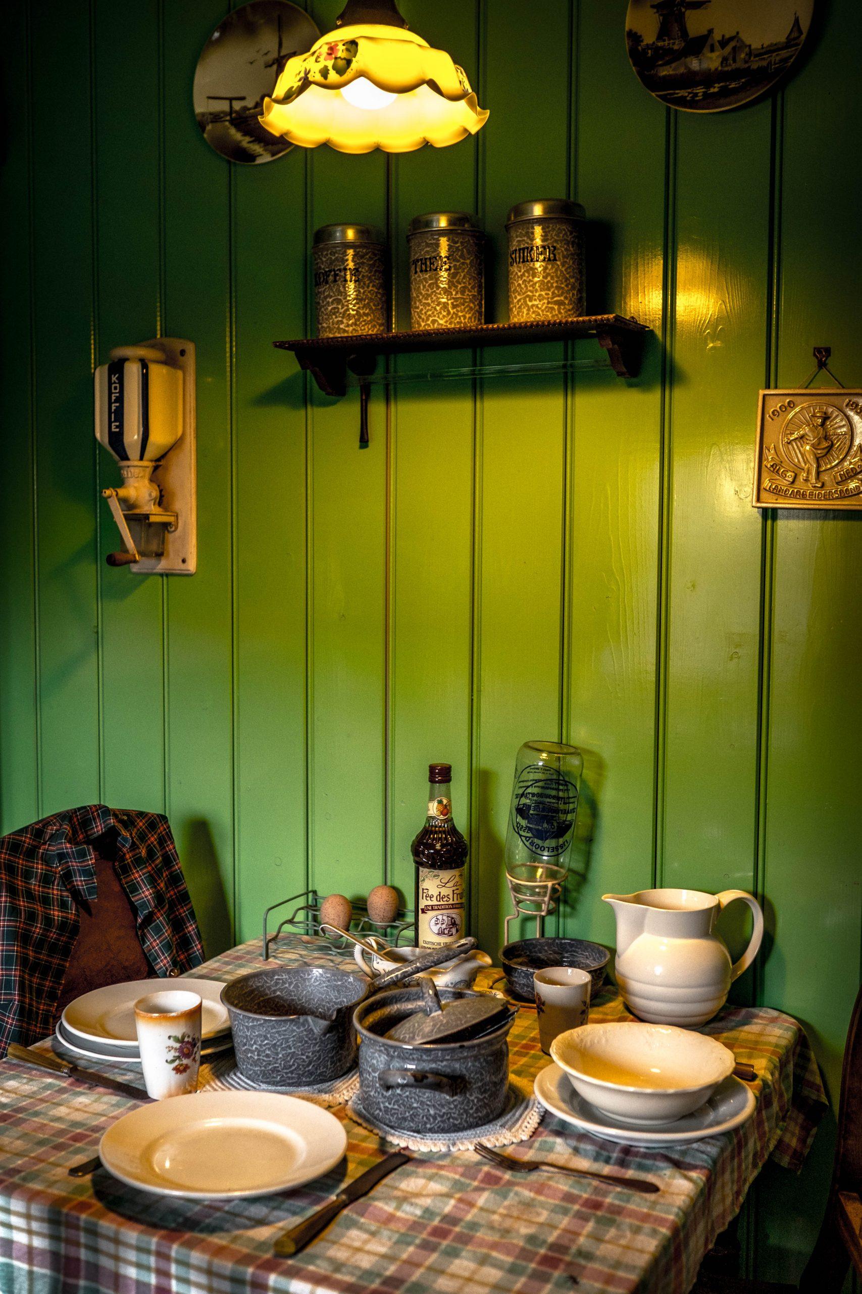 Vintage dutch interior #3