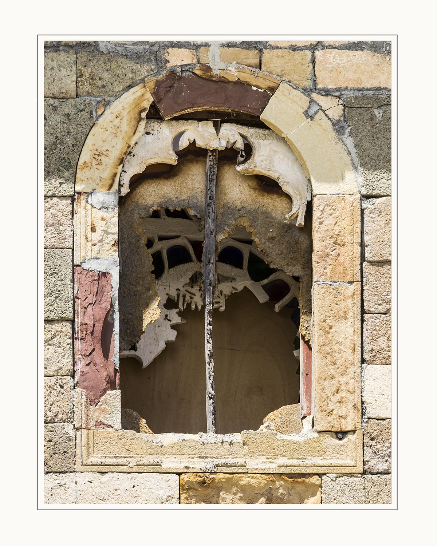 oud raam #1